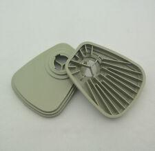 2Pcs 603 filter adapter Platform for 3M 6800 6200 Facepiece respirator gas mask