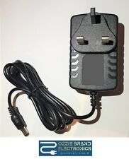 UK MAINS AC DC 9V 1.5A 1500mA POWER SUPPLY ADAPTER CHARGER PLUG CABLE LEAD 3PIN