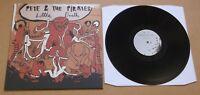 PETE & THE PIRATES Little Death original UK Stolen vinyl LP UNPLAYED 500-only