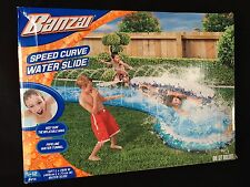 Banzai Speed Curve Water Slide New