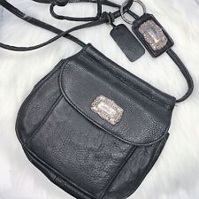 FOSSIL vintage leather crossbody bag with wallet