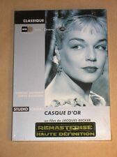 DVD / CASQUE D'OR / SIGNORET / EDITION STUDIO CANAL / NOMBREUX BONUS / NEUF