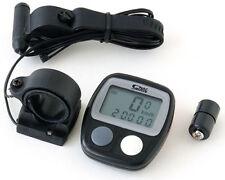 Compteur Multifonction pour Vélo / Odomètre Chronomètre Horloge