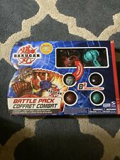 2008 Bakugan Battle Pack B2 Brawlers Dragonoid Hammer Gorem Diablo Series 1 NEW