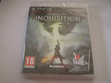 jeu PS3 playstation 3 dragon age inquisition neuf
