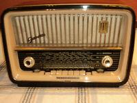 telefunken gavotte 1153 radio röhrenradio antigua Jiù shōuyīnjī 旧收音机 舊收音機