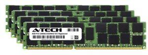 16GB KIT 4X 4GB PC3-10600 1333 MHZ ECC REGISTERED APPLE Mac Pro MEMORY RAM