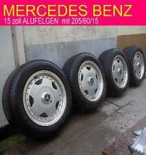 MERCEDES 7J X 15 Zoll ALUFELGEN - Brigstone 205x60ZRx15