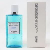 Hermes Un Jardin En Mediterranee Body Shower Gel  6.5oz/200ml New In White Box