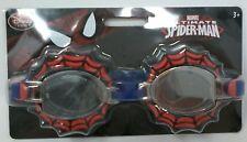Disney Store Marvel Ultimate Spider-Man Swim Goggles