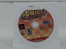 SONIC MEGA COLLECTION PLUS Playstation 2 PS2 Good
