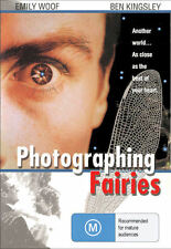 DVD Photographing Fairies (1997) - Toby Stephens, Emily Woof, Ben Kingsley