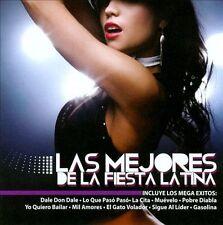 Various Artists-Las Mejores De La Fiesta Latina CD NEW