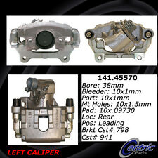 Centric Parts 141.45570 Rear Left Rebuilt Brake Caliper With Hardware