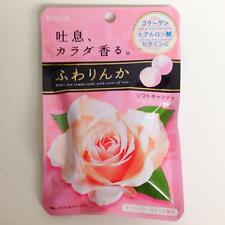 Fuwarinka Soft Candy Rose Flavor Krasie JAPAN (32g)
