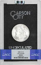 1883-CC $1 NGC/GSA MS66 (With Box & COA) - Morgan Silver Dollar