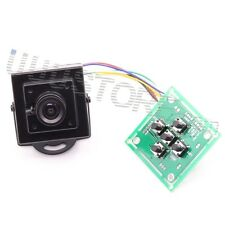 FPV 700TVL HD Mini Camera 1/3 SONY CCD EFFIO-E with OSD Menu For rc Helicopter