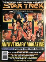 The Official Star Trek 30th Anniversay Magazine 1996 Paramount Pictures Starlog