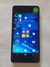 Microsoft Lumia 550 - 8GB - BLACK (Unlocked) Smartphone very good condition