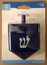 Chanukah Hanukkah Fillable Plastic Dreidel 240 14 0038