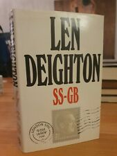 Len Deighton S S GB 1978 First Edition