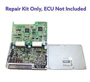 Toyota  Lexus PCM ECU ECM -1990-2002 Capacitor Repair Kit -Camry - LS- SC - GS +