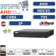 XVR DVR IBRIDO CLOUD  DAHUA 5in1 AHD CVI TVI CVBS IP 8 CANALI UTC FULL HD P2P