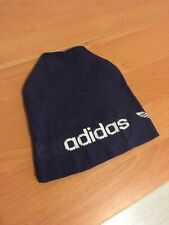 Adidas Vintage 80s Blue Made in W Germany Hat