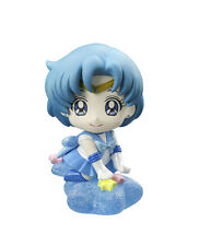 Sailor Moon Petit Chara Land Pretty Soldier Trading Figure 6 cm Sailor Mercury