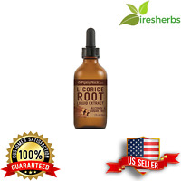 LICORICE ROOT LIQUID EXTRACT ALCOHOL FREE DIETARY SUPPLEMENT 2 fl oz DROPPER