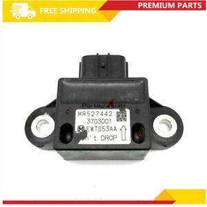 MR527442 Front Left Driver Side YAW Sensor EWTS53AA 15096372 For 06-10 Hummer H3