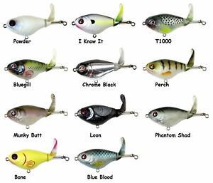 River2Sea Whopper Plopper Surface Prop Bait Lure (75, 90, 110, 130, 190 mm)