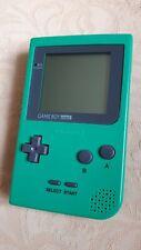 Nintendo Game Boy Pocket Green - Mint Condition