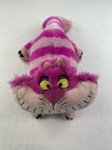 """Disney Store Alice in Wonderland Cheshire Cat 20"""" Plush Exclusive Authentic"""
