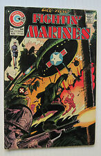 Fightin' Marines #119 (Charlton 11/74) FN/VF Tom Sutton-a. Nice!!
