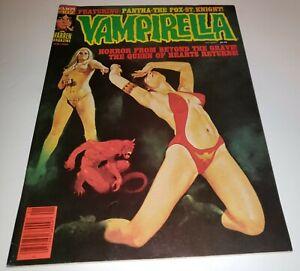 Vampirella #102 - Sanjulian Cover - Gonzalo Mayo Art - Warren (1982) FN+ Vintage