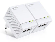TP-LINK TL-PA4020 KIT Powerline-Adapter-Set, mit 4x LAN Anschluss -500Mbps 300m