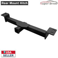 """For 2007-2020 Toyota Tundra 2"""" Towing Receiver Trailer Towing Rear Hitch Black"""