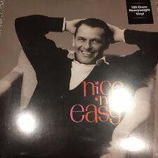 FRANK SINATRA - NICE 'N' EASY - NEW LP VINYL  - DOL RECORDS - 180 G VINYL