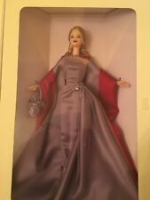 Wang Vera Barbie Bride Doll Romanticist Label Series First Limited New Gold Nrfb