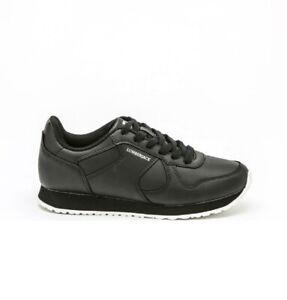 Lumberjack Sport Sneakers Donna SW62005 CB001 Black Nero