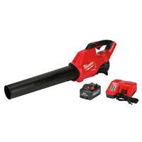 Milwaukee FUEL 2724-21HD M18 Fuel Blower Kit (120 Mph) W/ 8Ah Battery - New!
