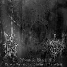 The Frost / Black Fire  - Between Ice And Fire'  cdf