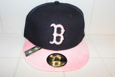 BOSTON RED SOX 2019 NEW ERA HAT 5950 7 3/8 MOTHER'S DAY NWT BRADLEY DEVERS NEW
