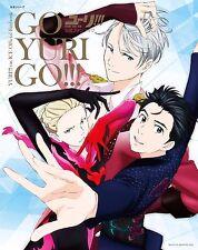 Yuri !!! on ICE official fan book GO YURI GO!!! / Japanese