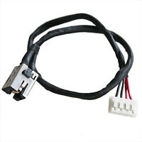 For TOSHIBA SATELLITE L875-S7108 L875-S7110 L875-S7153 DC Power Jack W/Cable SK