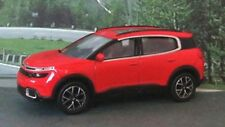 CITROEN C5 AIRCROSS 1:64 (Burnt Orange) Norev/Citroen Passenger Diecast Car