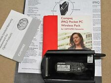 COMPAQ IPAQ Pocket PC Wireless Pack 219927-B21 for GSM / GPRS - USATO VINTAGE