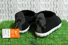 RARE Nike Moc Ultra Black White SUEDE 862440 200 acg lab qs prm r.t.MEN 9,W-10.5