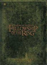 The Lord of the Rings: The Fellowship of the Ring (Dvd, 4-Disc Extended Edition)